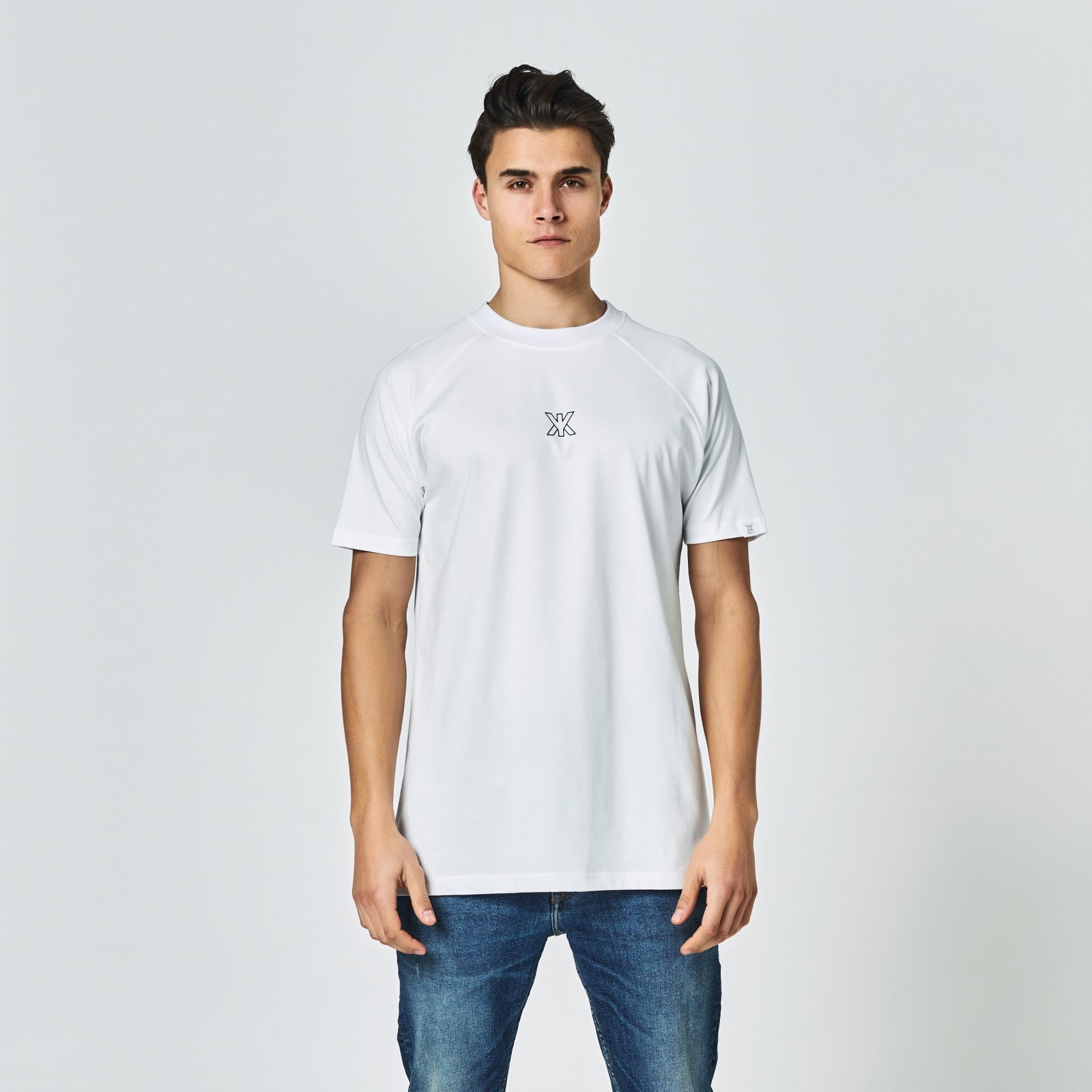 Icon tee white | regular fit